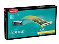 Adaptec 3200S Dual Channel Ultra160 Raid 32MB Retail Box
