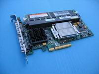 LSI MegaRAID 320-2E PCI Express Ultra320 RAID (PERC4eDC-PCI Express)
