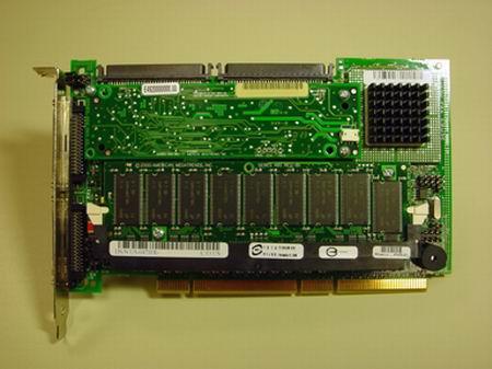 DELL 0C705 Dell PERC3 64MB PCI SCSI RAID Controller AMI 493 0C705