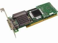 DELL PERC4/SC One Channel Ultra320 RAID 64MB J4588 1U295 C4372