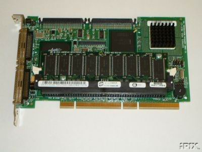 DELL PERC 3/DC Dual Channel RAID Controller 64MB